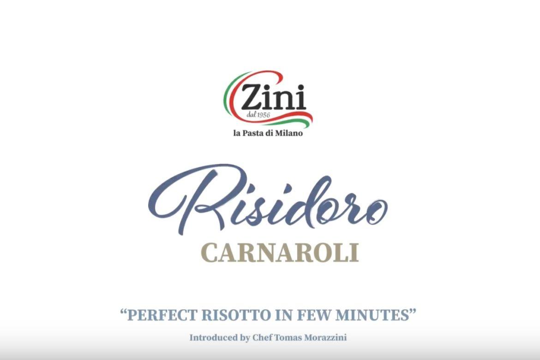 Ricette Zini – Risidoro Carnaroli