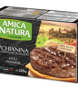 3d burger premium chianina A
